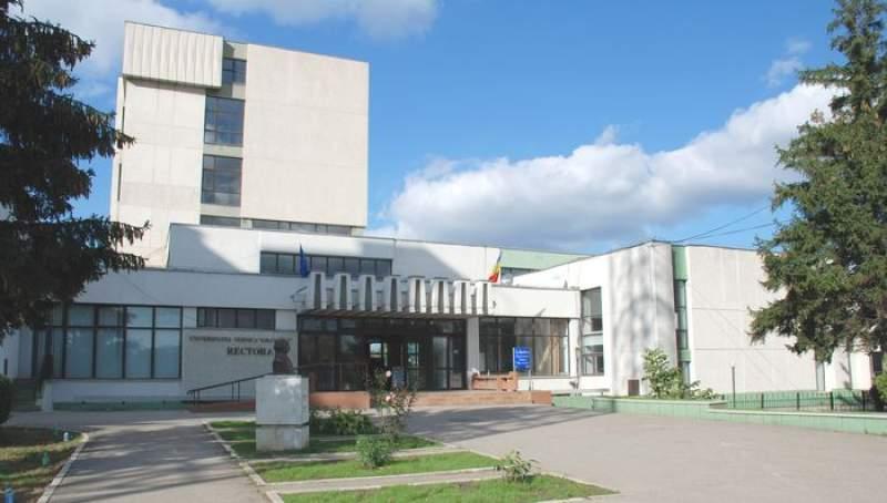 Rectoratul Universitatii Tehnice Gh Asachi din Iasi