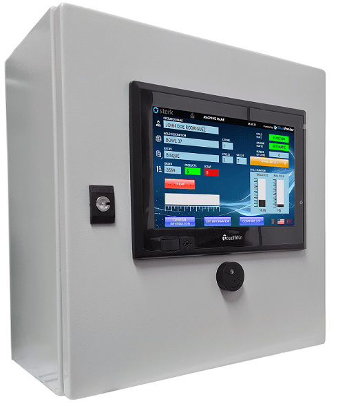 HMI_Sistem BlueMonitor monitorizare producție industrială